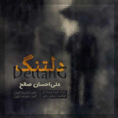 دانلود موزیک جدید علی احسان صالح دلتنگ