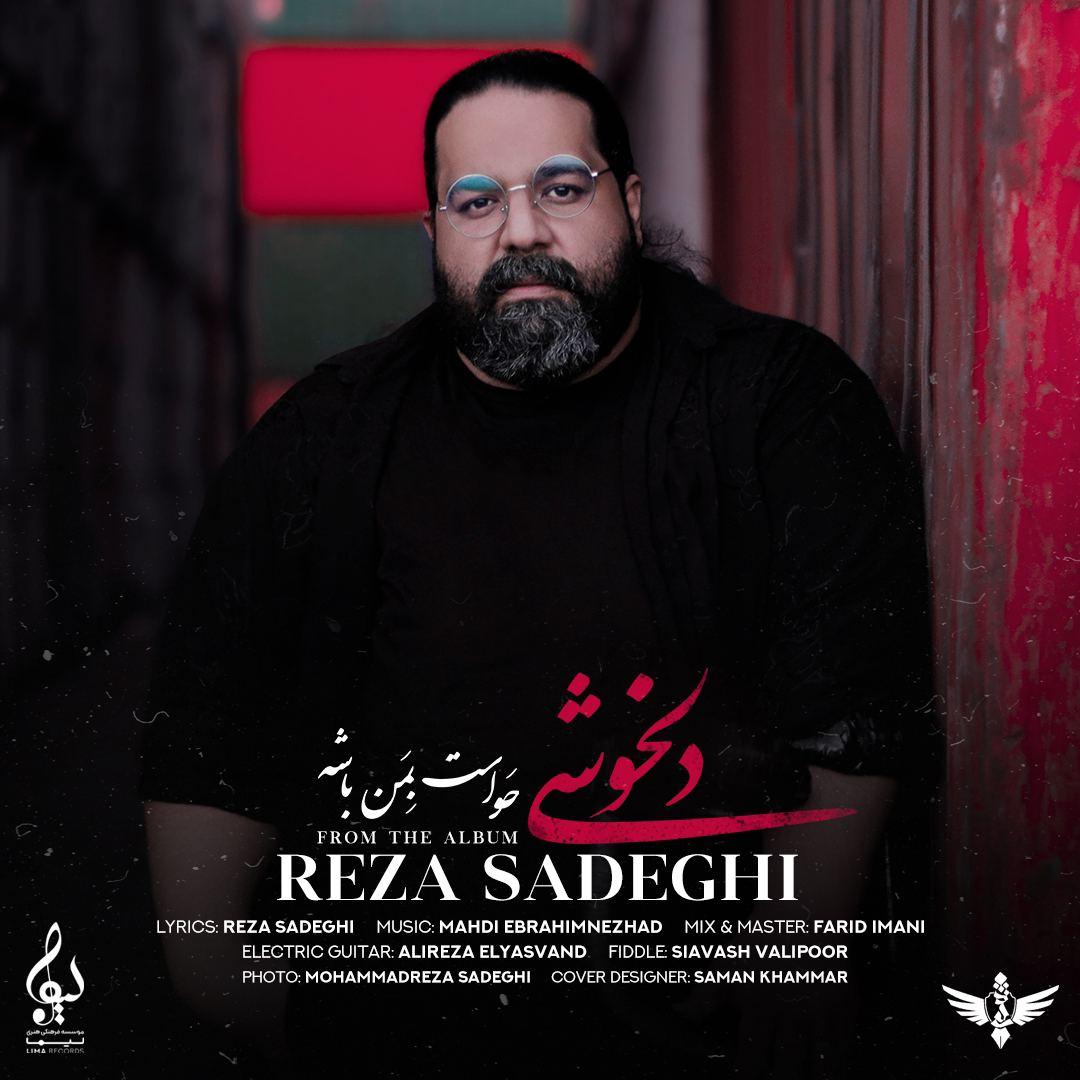 دانلود موزیک جدید رضا صادقی دلخوشی