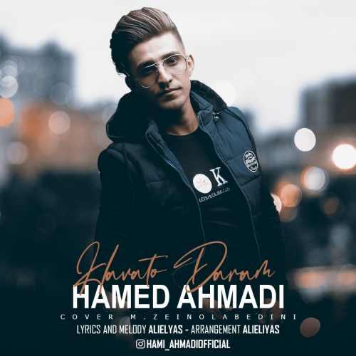 دانلود موزیک جدید حامد احمدی هواتو دارم